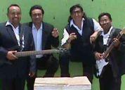 Grupo musical los mao y tecladistas