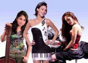 Chica para grupo musical (neza o muy cerca)