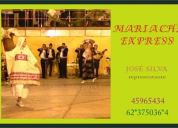 Mariachis express de mexico 45965434 serenatas a domicilio urgentes