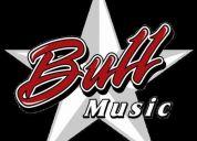 Sonido y accesorios para eventos bull music