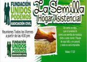 Fundaciòn unidos podemos a.c. hogar la semilla