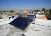 Venta de calentadores solares