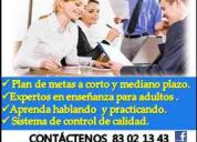 Clases de inglÉs a empresas con profesores profesionales