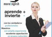 Quieres practicar tu inglés? únete al club de lectura en +e
