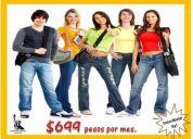 Inglés fácil y divertido $699 al mes en american english inst
