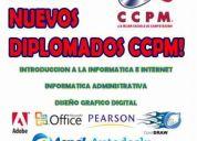 Diplomados en informatica administrativa y diseÑo digital!!