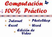 Aprenda computaciÓn  100% práctico en acapulco