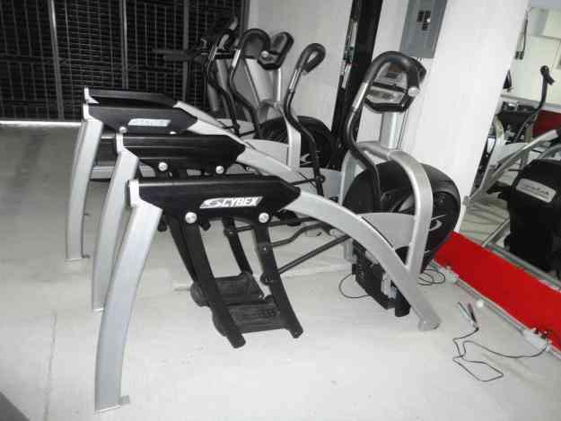 Arc trainer bicicletas caminadoras elipticas escaladoras y for Articulos para gimnasio