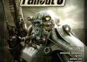 Vendo fallout 3 edicion especial game of the year 2 dvd's