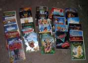 Coleccion de 45  dvd´s de disney originales