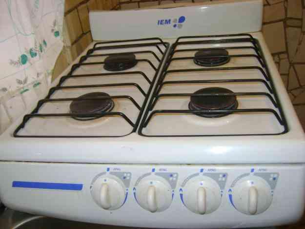 vendo estufa sin horno y mueble para cocina muy buenos y