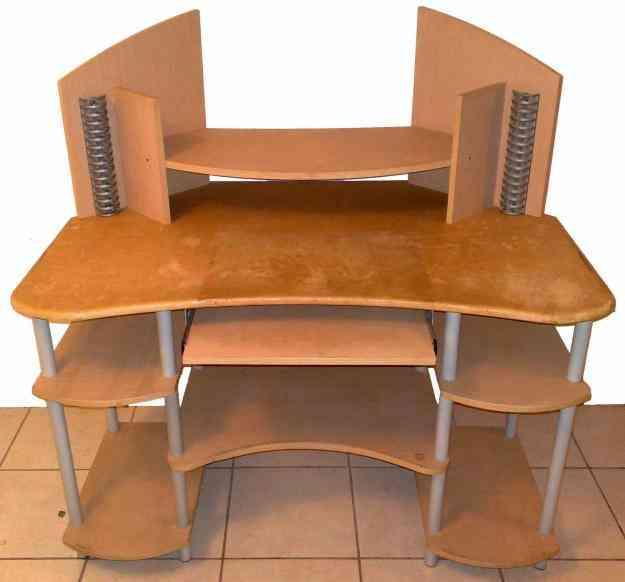 Vendo escritorio para computadora coyoac n hogar for Vendo muebles jardin