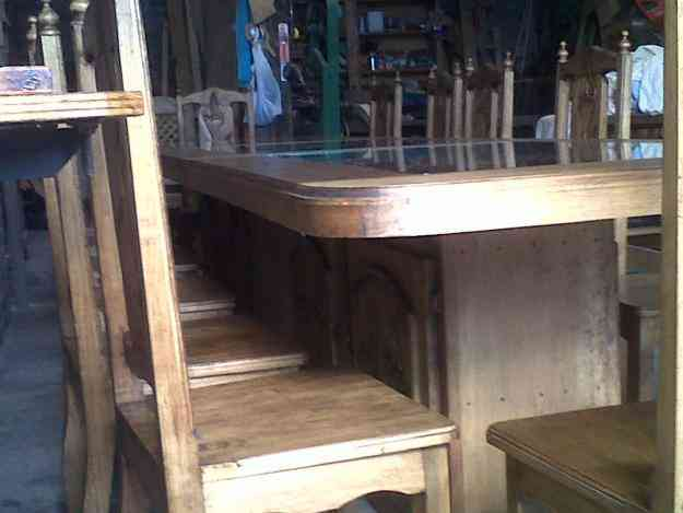 Muebles rusticos tallados  Tecámac  Hogar  Jardin  Muebles