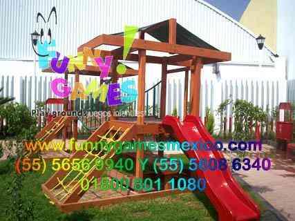 Venta y fabricacion de juegos infantiles para salon de fiestas y exteriores toluca juguetes for Juegos de jardin para nios puebla