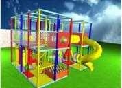 juegos infantiles interior y exterior fabricantes