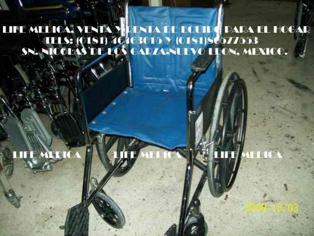 Sillas de ruedas usadas en muy buenas condiciones san for Sillas de ruedas usadas