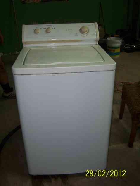 Venta de lavadoras baratas segunda mano Lavadoras de segunda mano
