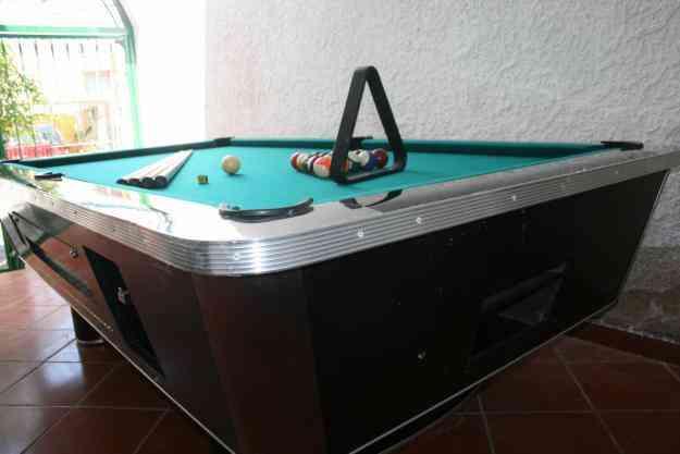 mesa de billar tonal segunda mano