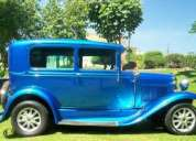 Ford 1930 modificado,automatico v8 automatico, posible cambio por otro juguete