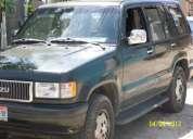Bendo o cambio por minivan importada placas 2011 4x4 autm