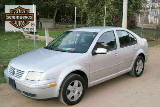 Volkswagen Jetta A4 Modelo 2002 - Oaxaca De Ju U00e1rez
