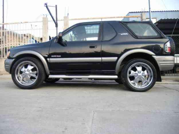 com.mx3000 DOLARES ISUZU RODEO SPORT 2001 4X4 / ISUZU AMIGO - Tijuana