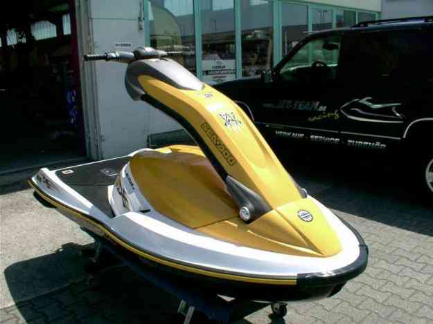 Jet Ski Bombardier Sea-doo 3d Premium - Lolotla