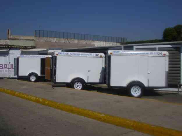 Trailas y remolques usados autos post for Renta de casas en monterrey