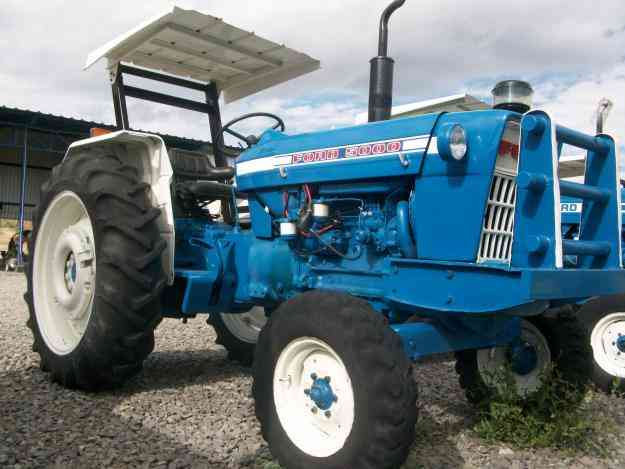 Ford 5000 Tractor With Loader For Sale Craigslist Autos Post