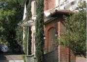 Del carmen - coyoacan, fina residencia porfiriana amplios espacios