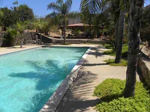 17ee522605644 Se renta casa de campo en San Antonio de las Minas (Ruta del Vino ...