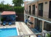 Oaxtepec cabaña o suite alberca asadores, estacionamiento etc.