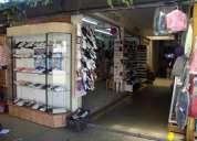 Vendo locales en el interior del mercado de abastos