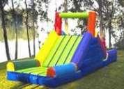 Juegos inflables,decoracion de globos,arcos de globos,brincolines,pintacaritas,puebla