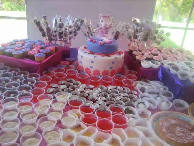 Pin mesa postres tijuana servicios para eventos for Mesas de dulces infantiles