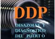 Ddp desazolve y diagnostico del puerto