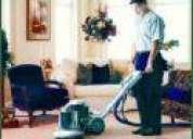 Líderes mundiales en limpieza de alfombras, muebles y pisos