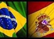 Traducciones español - portugués ; portugués - español