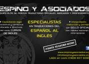 ✔ agencia de traducción, perito traductor oficial en juárez, chihuahua