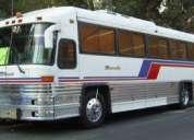 renta de autobuses camionetas y organizaciÓn de viajes. xix-im viajes y eventos
