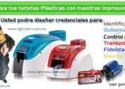 Distribuidor autorizado evolis mexico-evolis pebble 4 impresora de tarjetas plasticas pvc