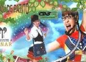 Animadores y dobles de los personajes de patito la novela 56794287 show