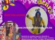 Payasos e imitadores para fiestas infantiles 41714710