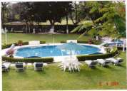 Cuernavaca rento jardin  para eventos sociales