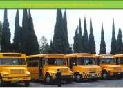 Transporte escolar y personal