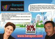 Nace barapon.com