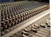 Graba tu demo en un estudio de grabaciÓn en df
