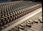 Graba tu demo en estudio de grabacion