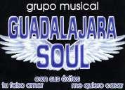 Para sus eventos bodas xvaÑos grupo versatil guadalajara soul tocamos musica de todo