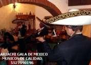 Mariachi gala de mexico musicos selectos y profesionales del df